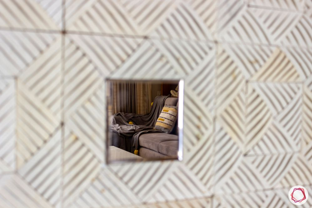 pop design for hall-tile closeup