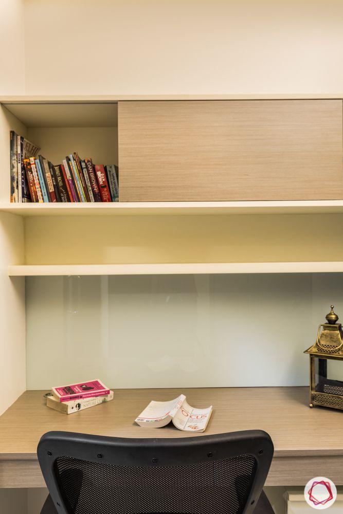 home office-study unit-wooden desk