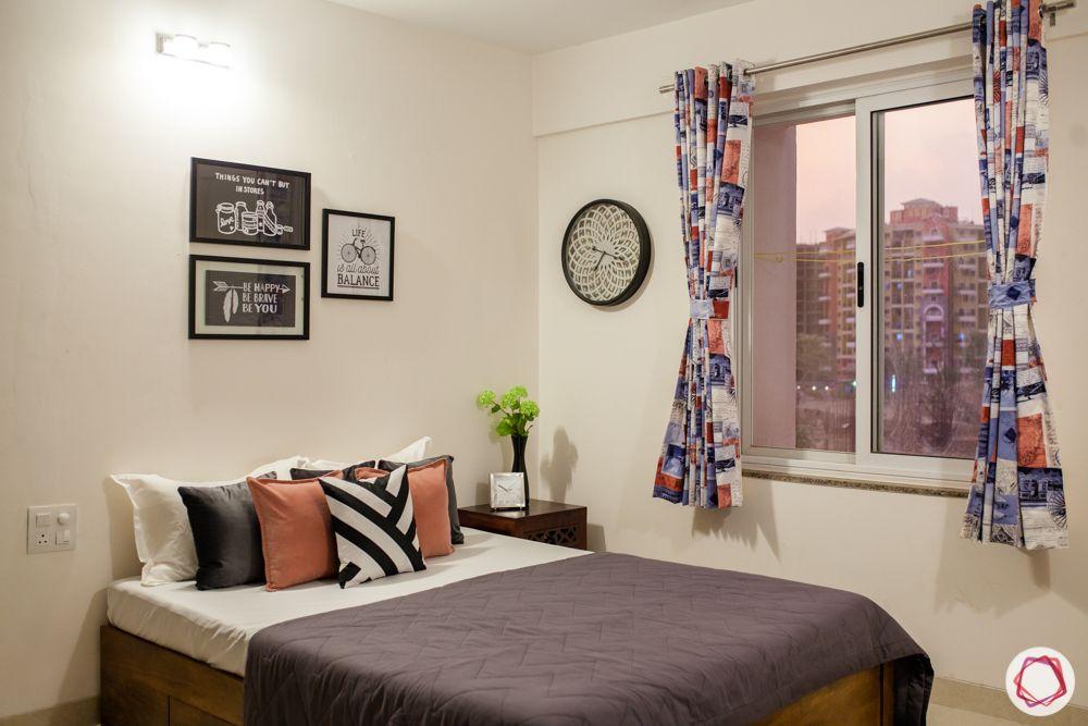 western hills baner-bedroom-posters-side table