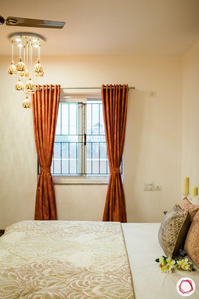 master bedroom-pendant lights