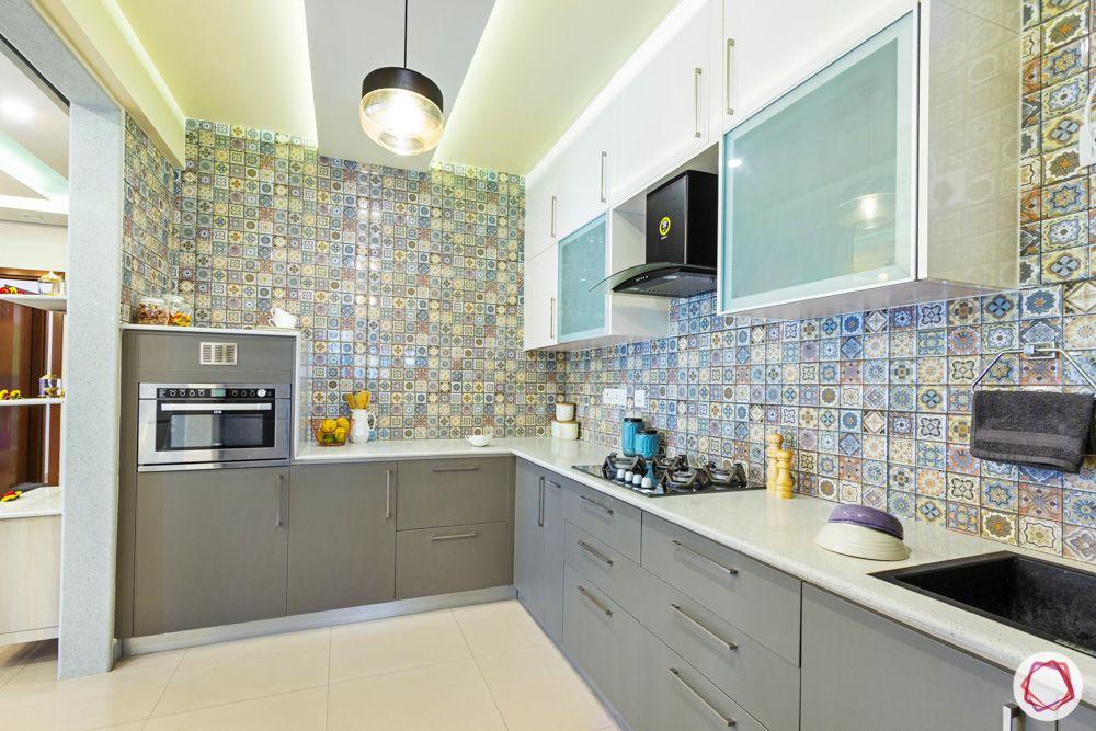 purva-highlands-kitchen-grey-white-cabinets-false-ceiling
