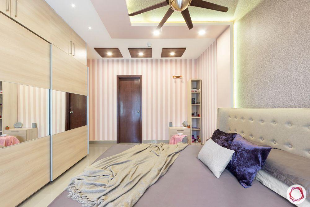 purva-highlands-master-bedroom-wardrobe-false-ceiling