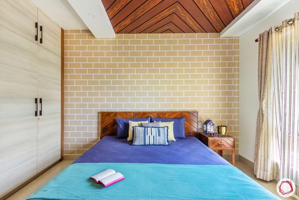 purva-highlands-son-bedroom-brick-wallpaper