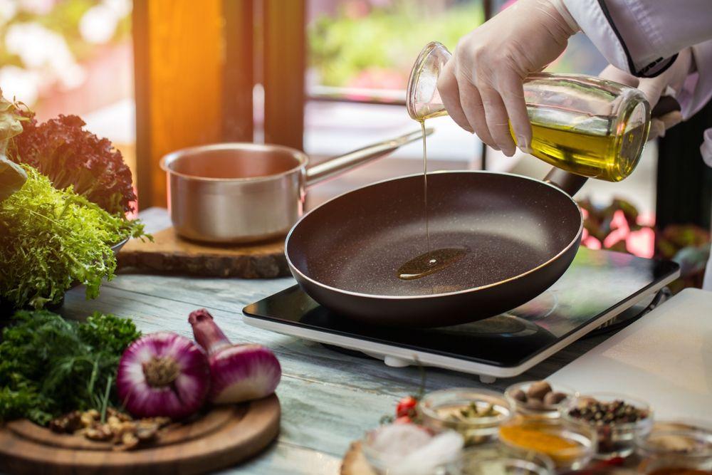 types of pan-fry pan
