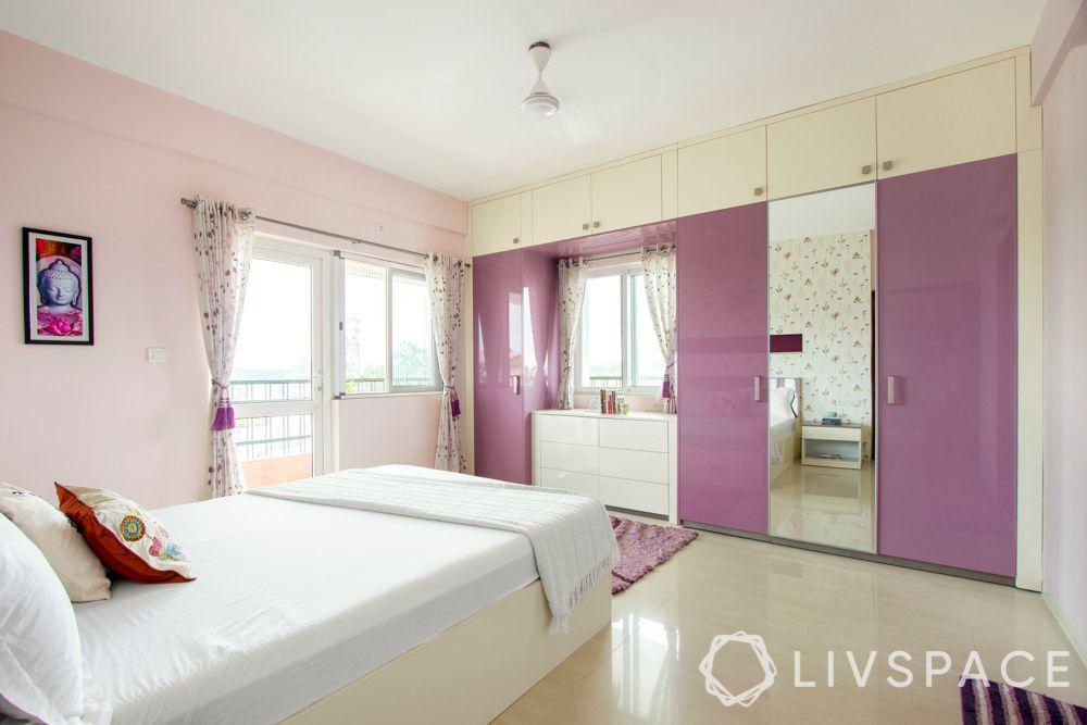 pink-white-wardrobe-hinged-acrylic-finish
