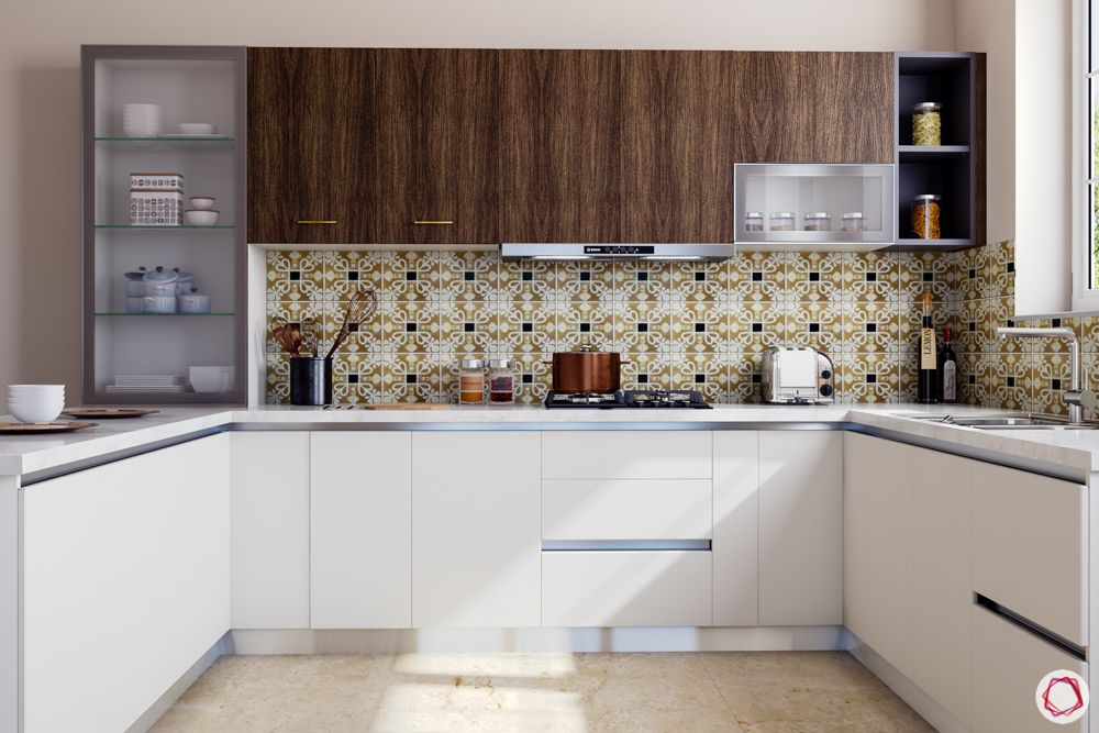 kitchen-backsplash-pattern tiles