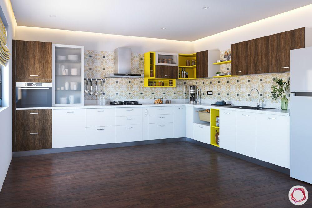 L-shaped-kitchen-split-the-zone-yellow-shelves