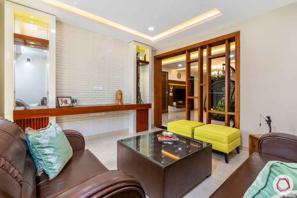 interior-in-gurgaon-formal-room-exposed-brick-wall