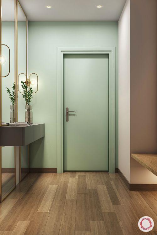 Is Your Main Door Vastu Friendly, Main Gate Laminate Flooring