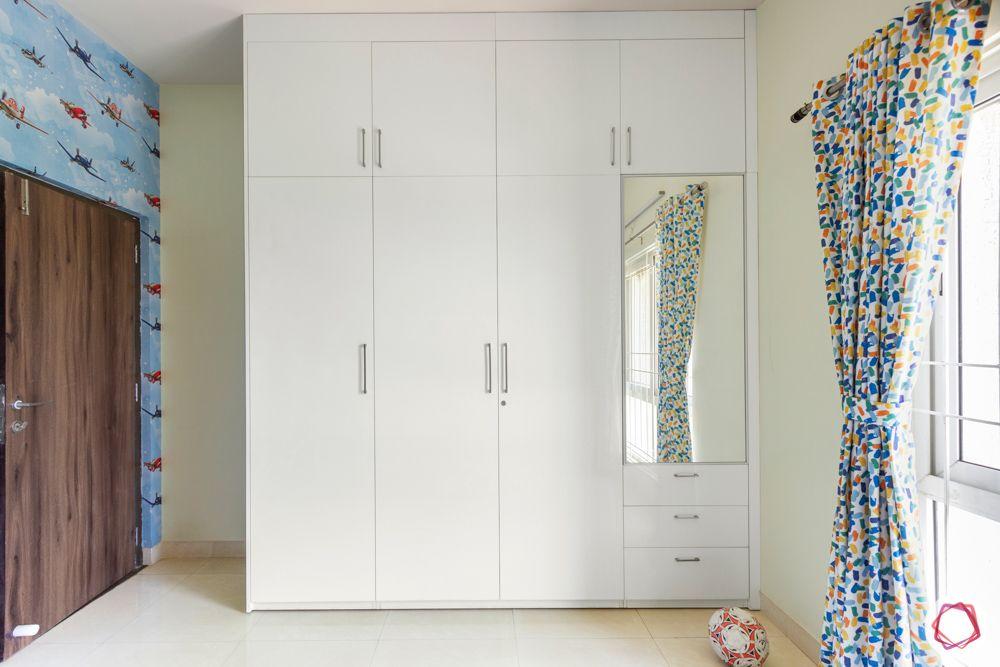 kids-bedroom-white-wardrobe-dresser-mirror-drawers