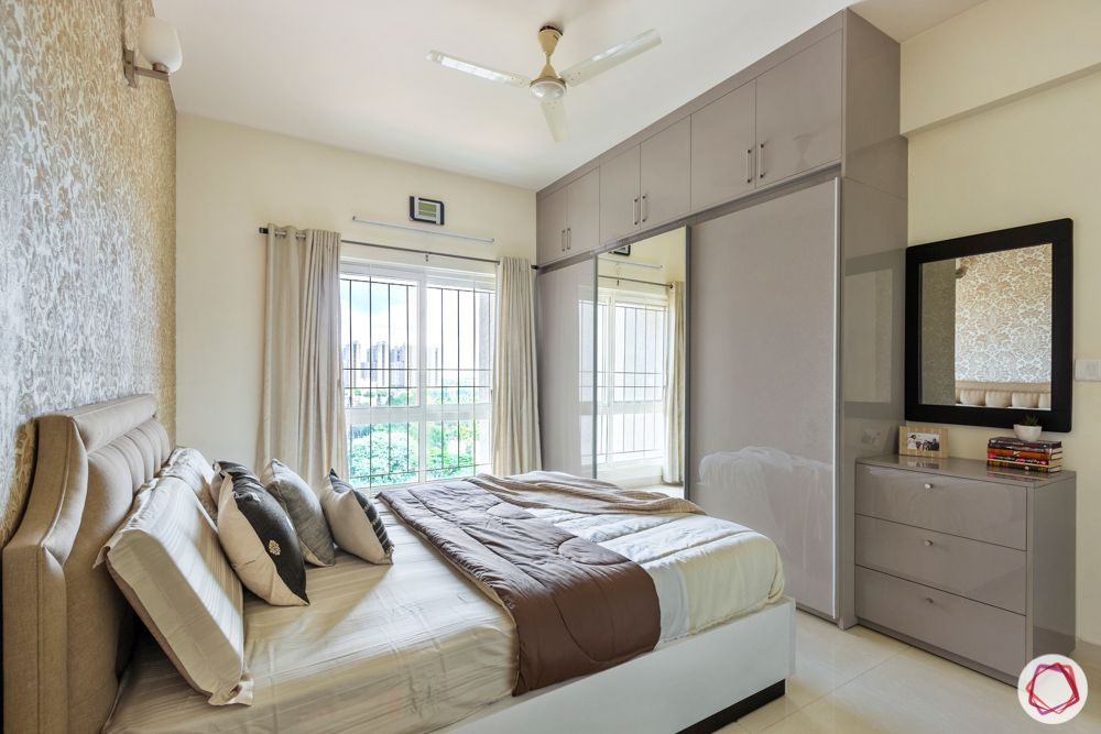 guest-bedroom-neutral-wardrobe-grey-chest-of-drawers