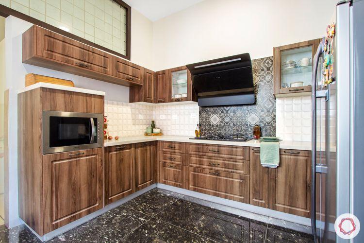 prestige lakeside habitat-country style kitchen-wooden kitchen