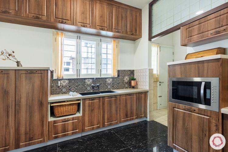 wooden kitchen-kitchen lofts-mid tall units