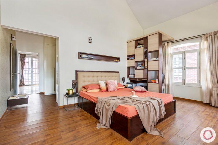 wooden floor designs-wooden partition designs-wooden bed designs