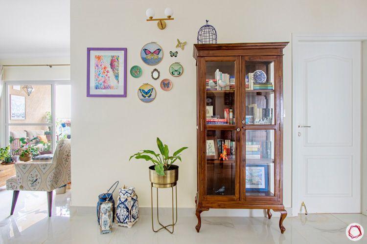 Shriram Chirping Woods-showcase-cabinet-wood-books