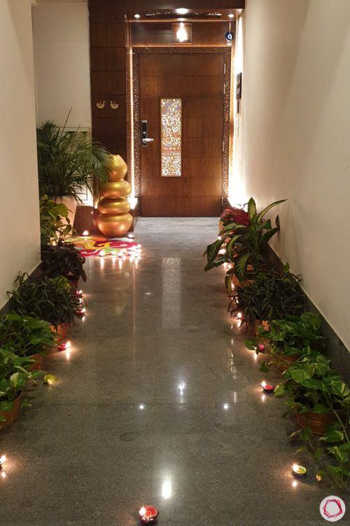 doorway-jaali-lighting-external entryway