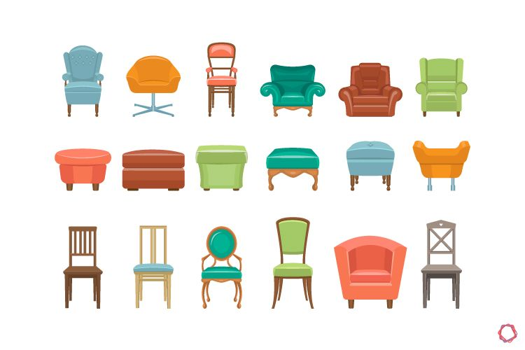types-of-chairs-options-styles