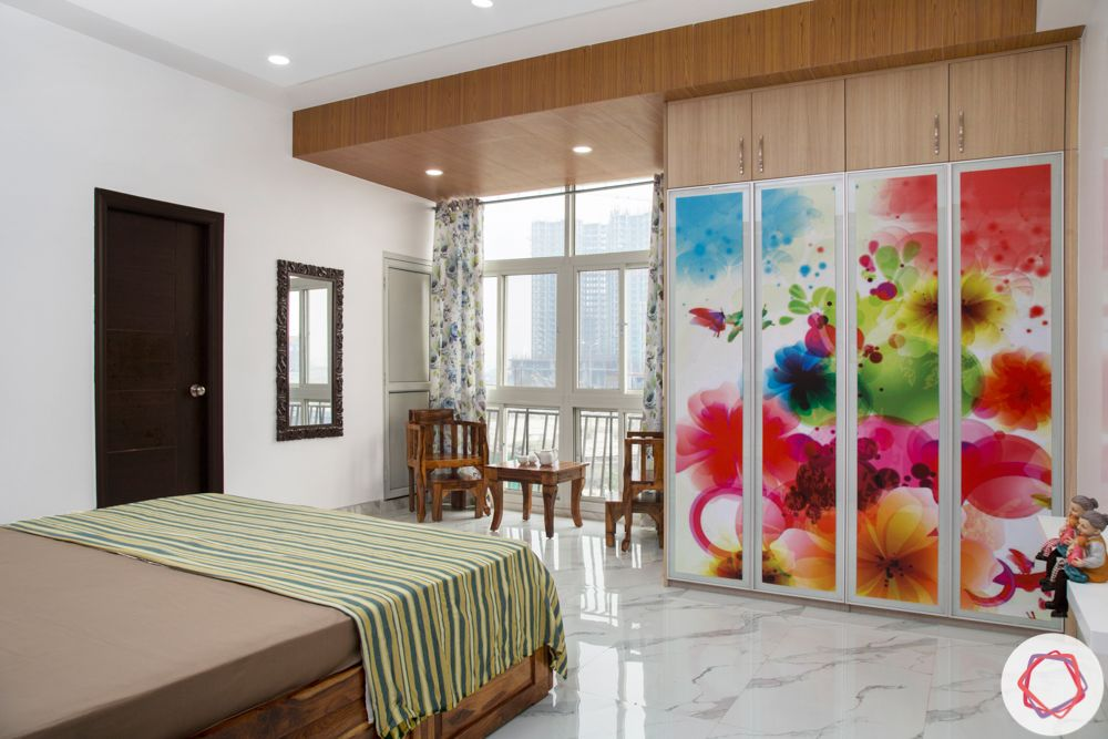 floral design wardrobe-lofts