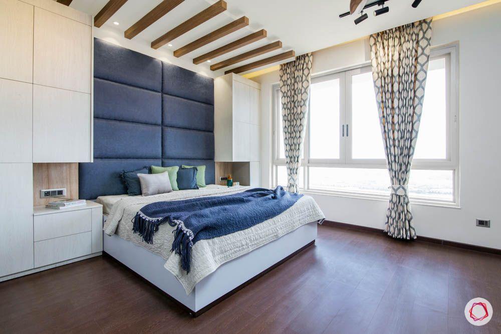 Flooring trends 2020-laminate floor-bedroom