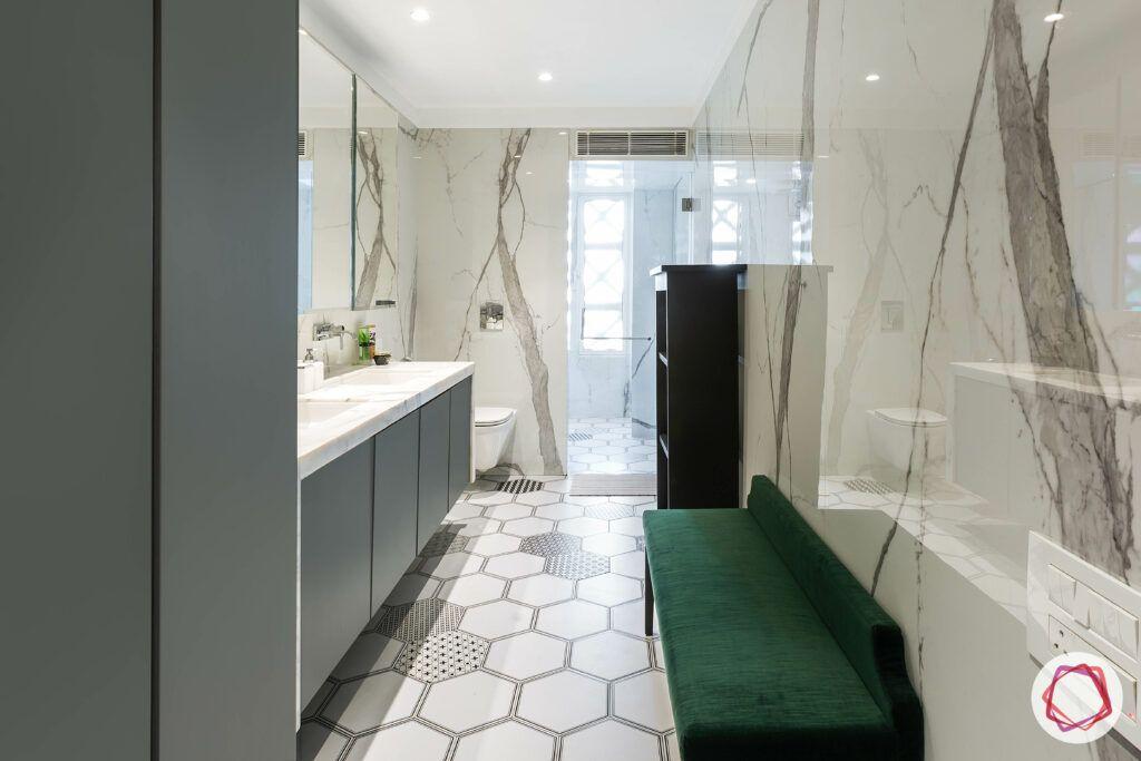 ceramic tiles-bathroom floor