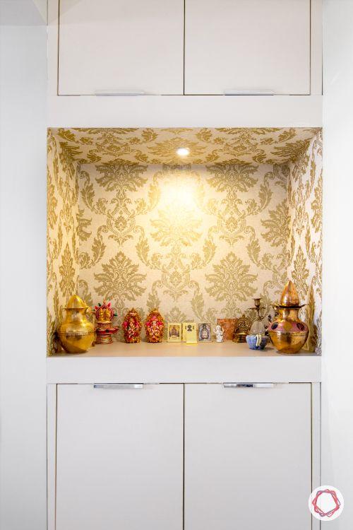 pooja mandir designs fashion-wallpaper for pooja rooms-white pooja room designs