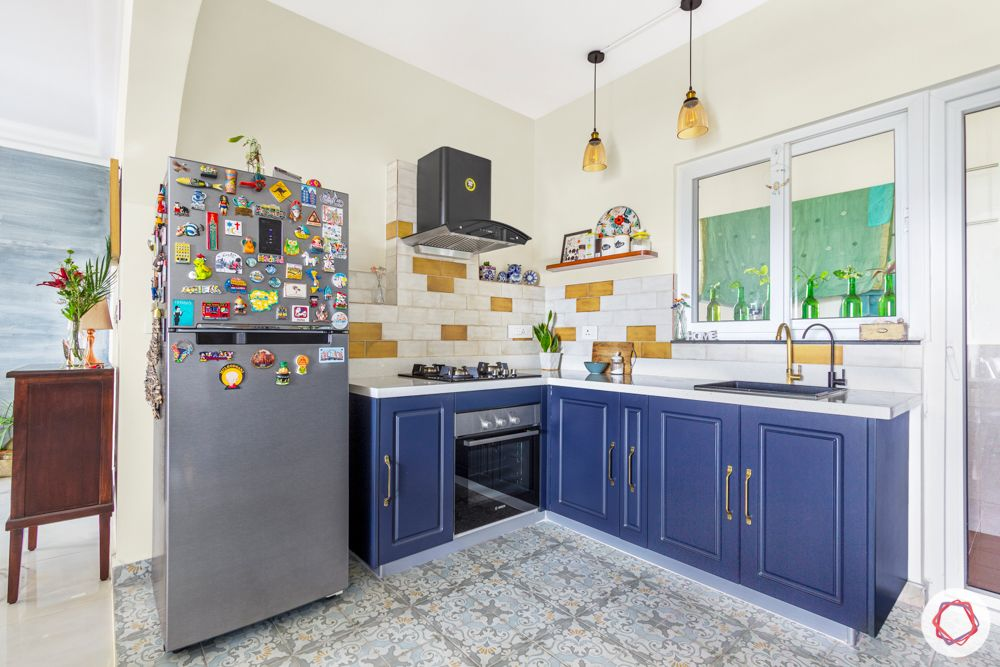 Kitchens With No Uppers