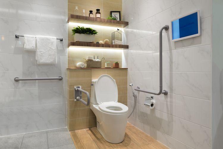 bathroom-ideas-lighting-shelf-lighting-light-colours