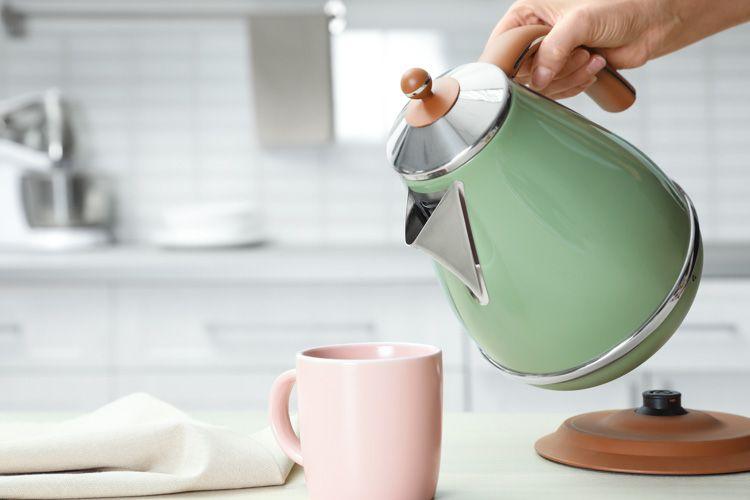kitchen appliances-kettle