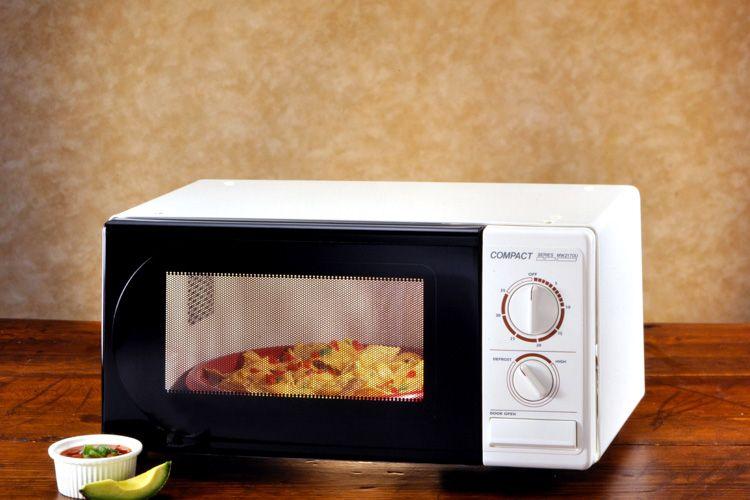 kitchen appliances-microwave oven