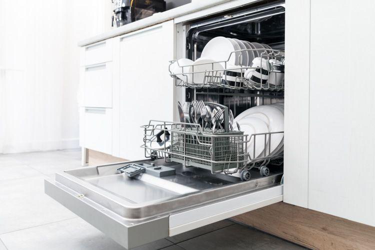 kitchen appliances-dishwasher