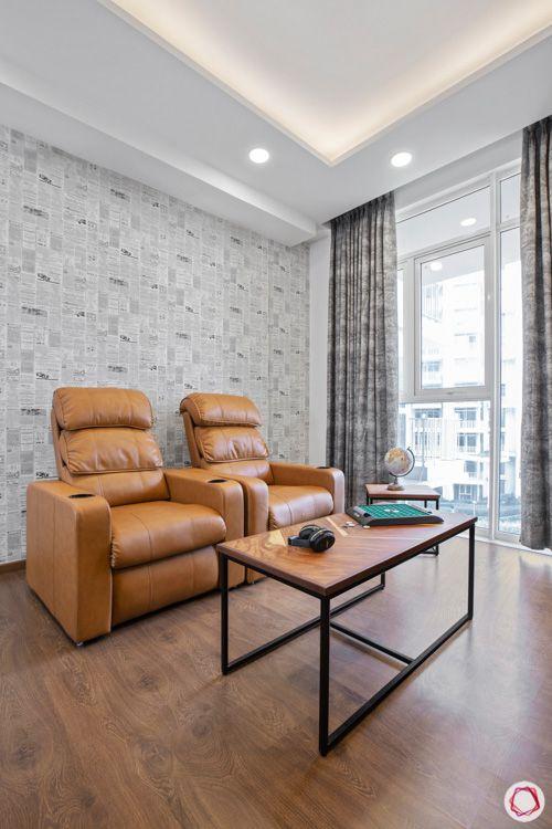 sofa design-recliner sofa-brown sofa designs