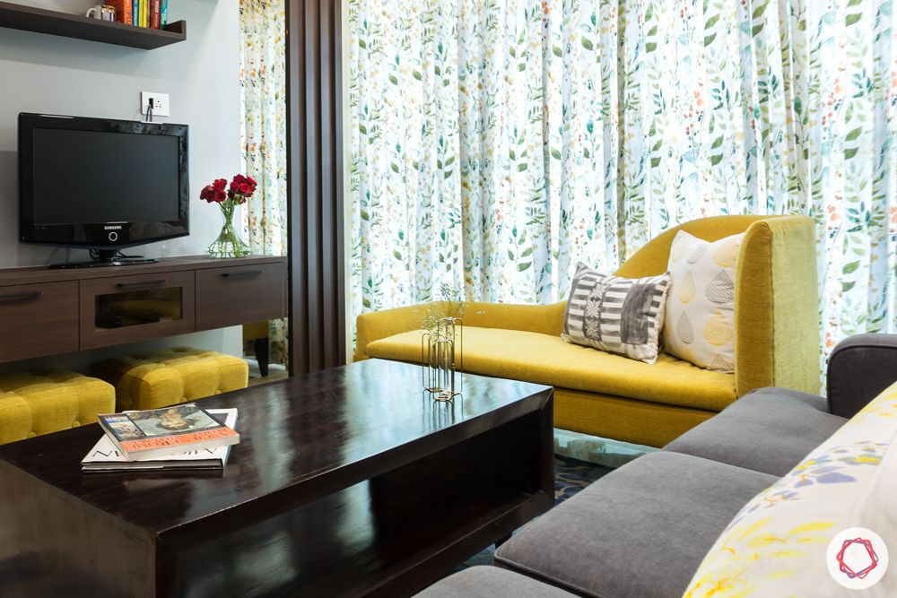 types of sofa-chaise lounge sofa-yellow sofa designs