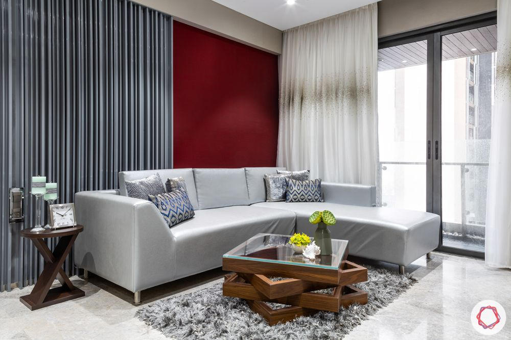 lodha-elisium-living-room-l-shaped sofa-imported-fabric