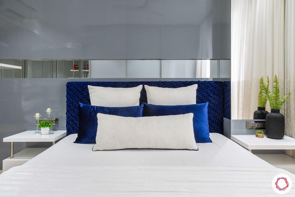 lodha-elisium-master-bedroom-cushions-bed-french-knots
