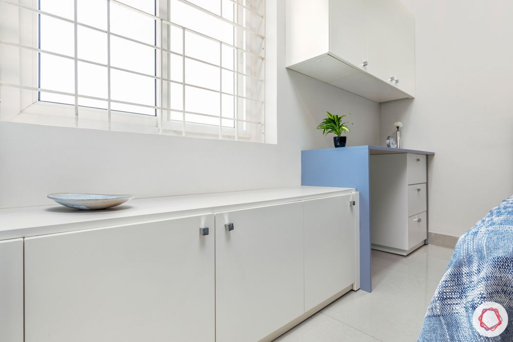 low base cabinets-membrane finish cabinets