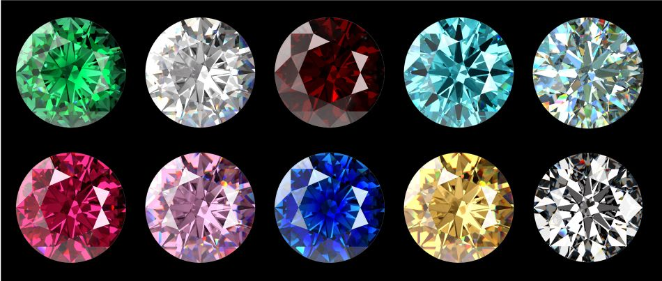 jewel toned interiors-jewels-colours