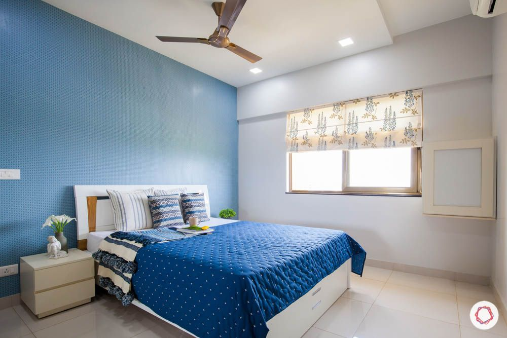2-bhk-home-design-livspace-pune-blue-wallpaper