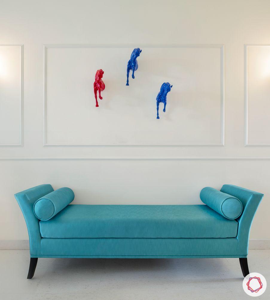 blue sofa-trends 2020- walls-bench
