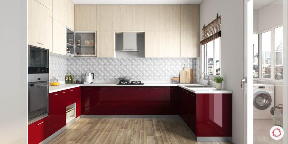 vastu-tips-kitchen-colours-red-kitchen