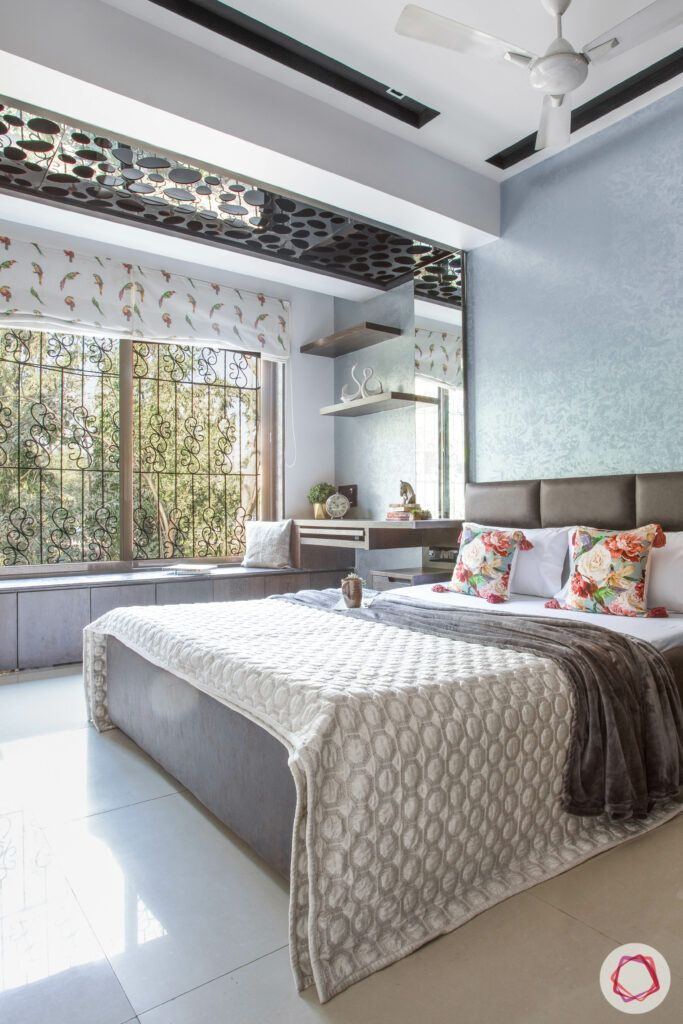 interior design in mumbai-bay seating