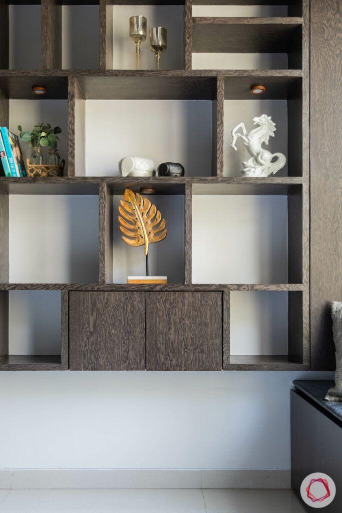 interior design in mumbai-shelf designs