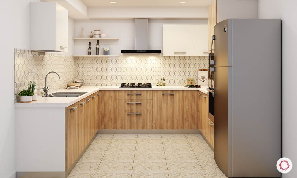 Which Colour Pairs Best With Brown Kitchens