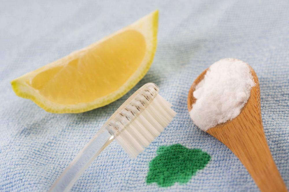 kitchen hacks-lemon for stains-stubborn stains