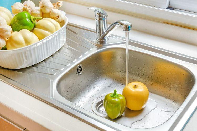 kitchen sink-tap-kitchen design