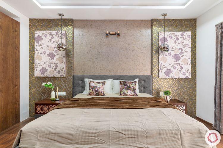 interior designers in hyderabad-wooden flooring designs-glossy wallpaper designs