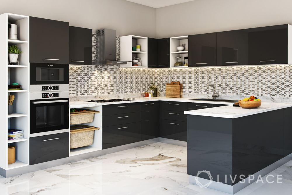 modular kitchen-kitchen design