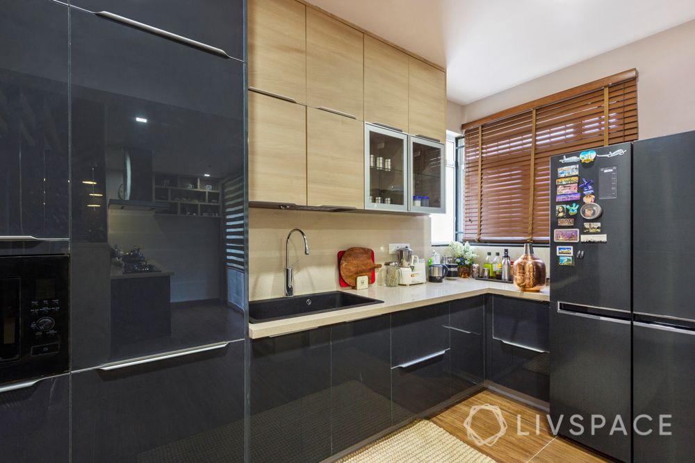home-interior-designers-in-bangalore-prestige-bagamane-temple-bells-kitchen-sink