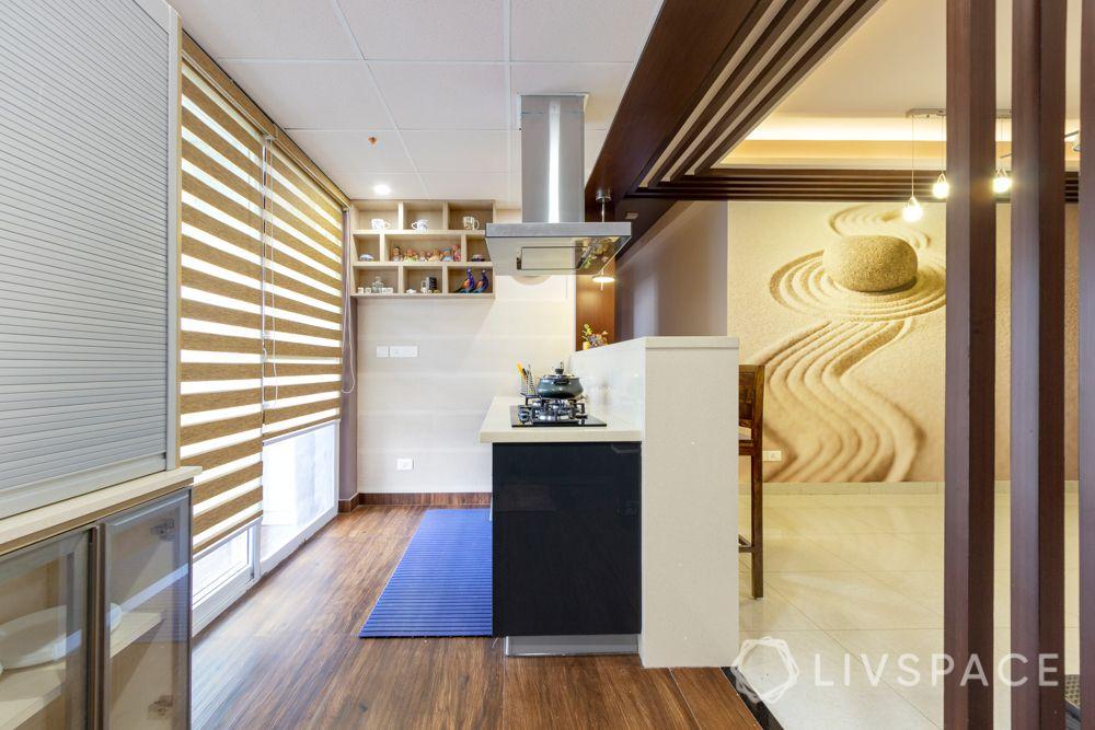home-interior-designers-in-bangalore-prestige-bagamane-temple-bells-open-kitchen