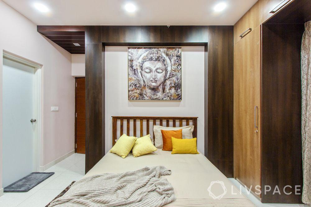 home-interior-designers-in-bangalore-prestige-bagamane-temple-bells-veneer-panels