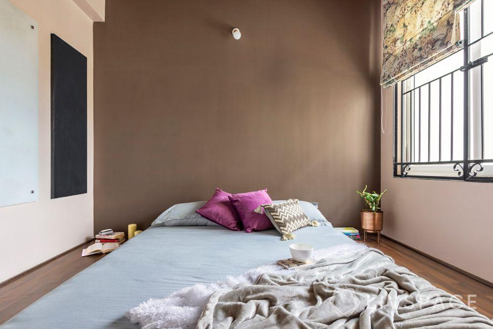 home-interior-designers-in-bangalore-prestige-bagamane-temple-bells-kids-bedroom-platform-bed